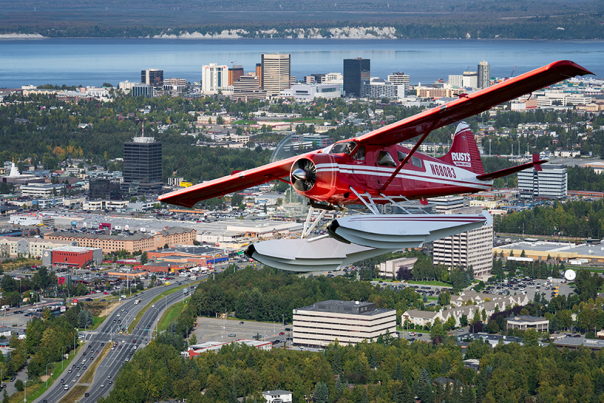 Floatplane Flyby  JodyO.Photos  Visit Anchorage