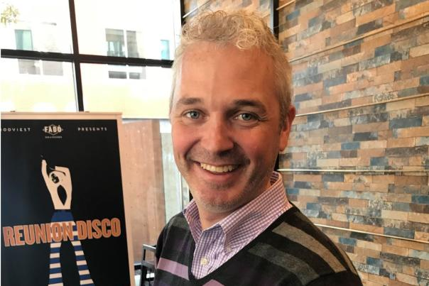 Ian Montgomery of FADO Pub and Kitchen