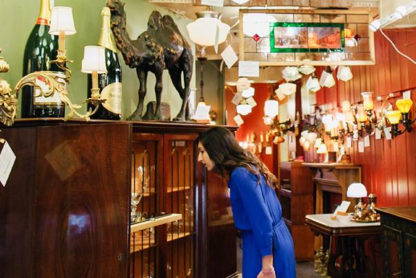 Antique and Vintage Stores in Ypsilanti