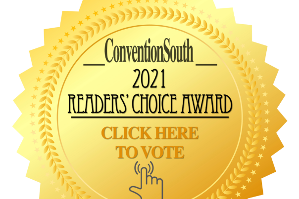 ConventionSouth Readers' Choice Award 2021