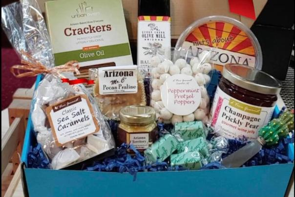 d'Vine Gourmet - Specialty Market and Arizona Gift Baskets