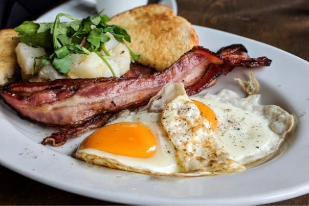 Curious Cafe - Classic Breakfast