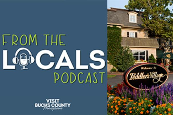 Peddler's Village Podcast