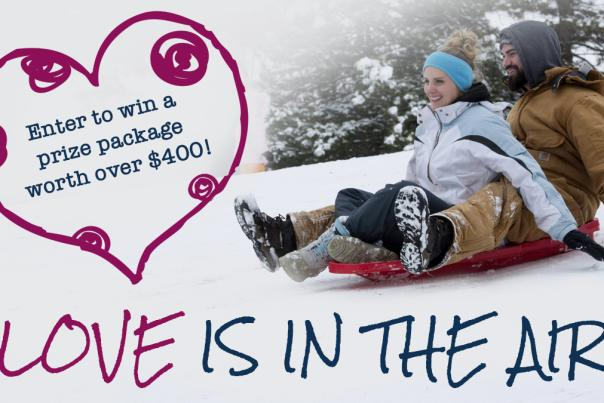 Love is in the Air Contest