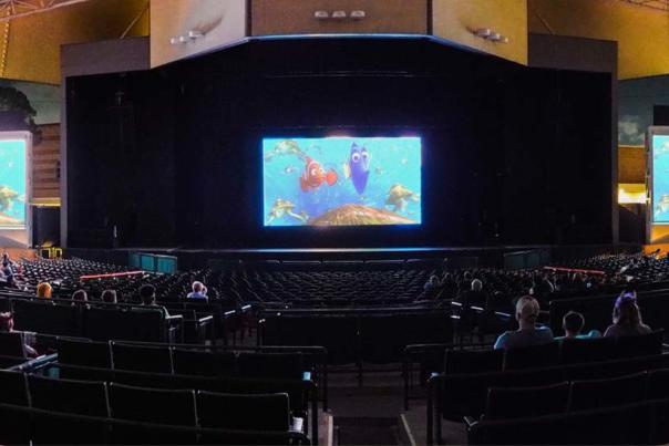 Movie Night at The Cynthia Woods Mitchell Pavilion