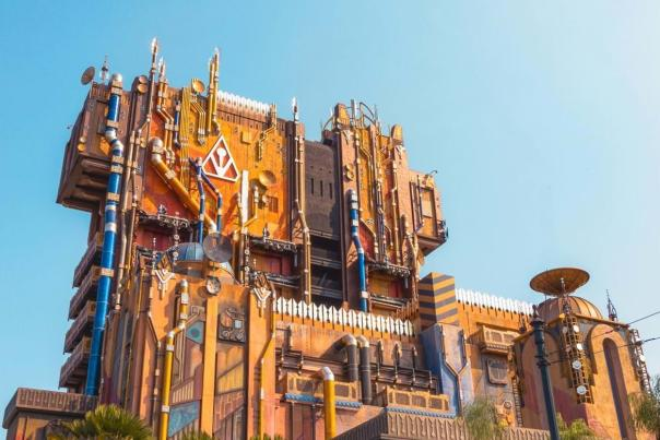 The All-New Avengers Campus at the Disneyland Resort