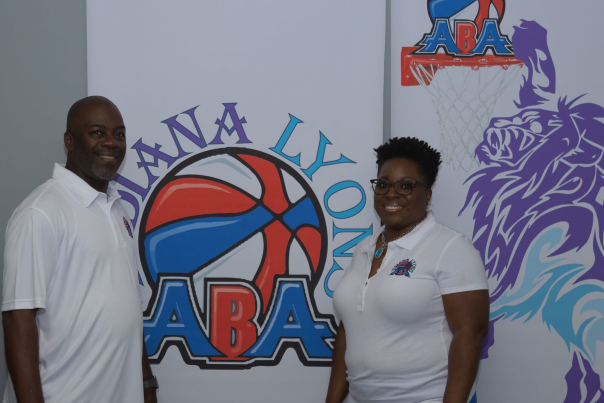 Indiana Lyons Owners Tyrone and Deborah Brown