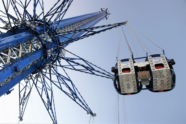 Orlando Starflyer attraction