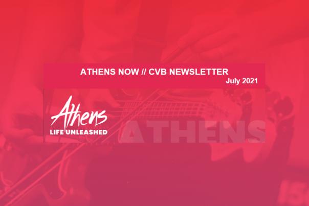 July 2021 Newsletter Banner