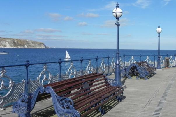 Swanage Pier, Dorset