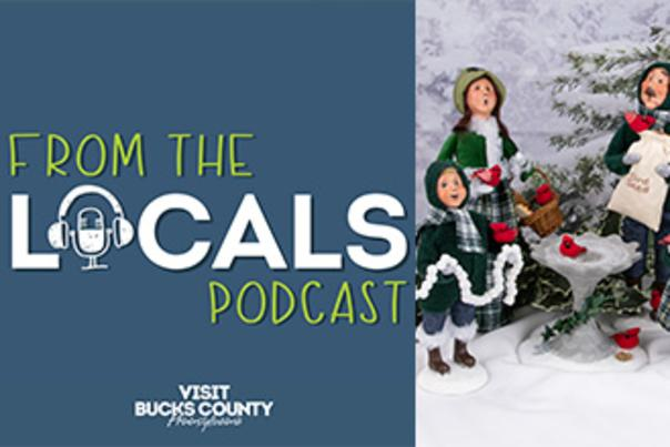 Byers' Choice Podcast