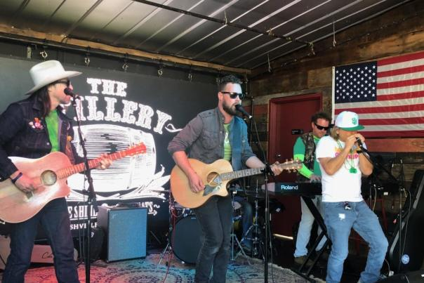 The Stillery / Live Music
