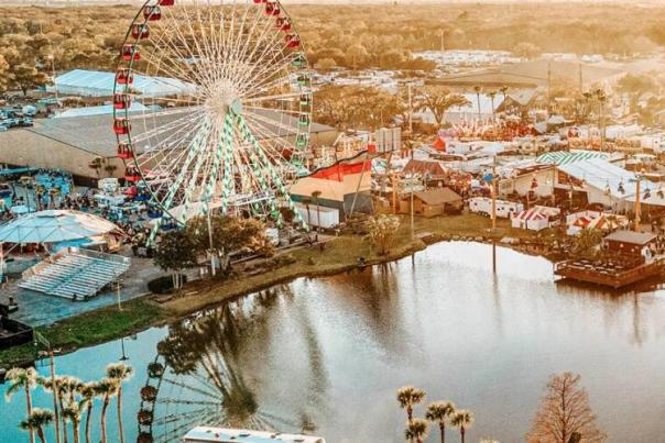 Sited at the core of lively Tampa Bay, the Florida State Fair is a blockbuster by any measure.