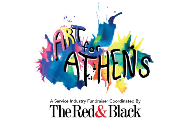 Art for Athens Fundraiser