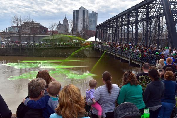 Get Green Fest - St. Marys River Greening