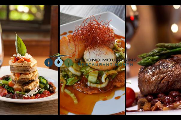 Pocono Mountains Restaurant Month