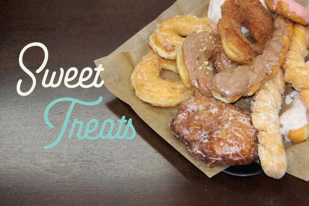 Sweet Treats Blog Header