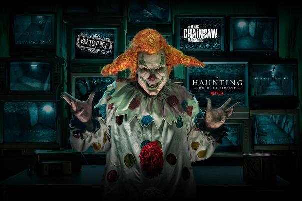 2021 Halloween Horror Nights at Universal Studios Florida