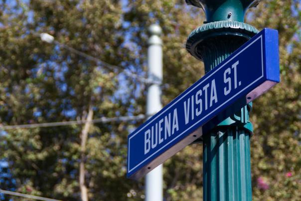Buena Vista Street at the Disneyland Resort