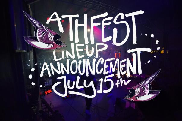 AthFest 2021 Lineup Announcement