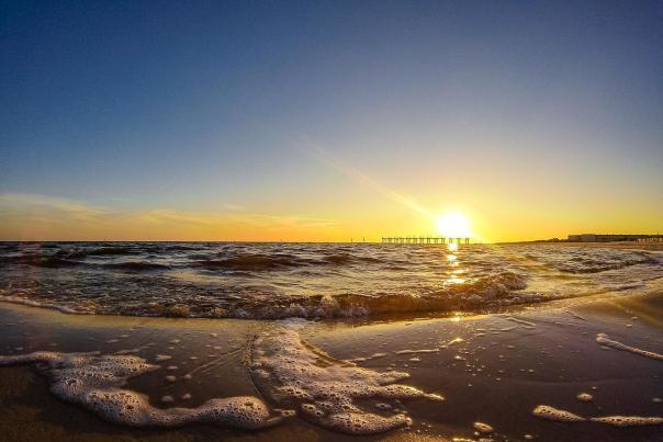Pass Christian Sunset  Lykins Photos