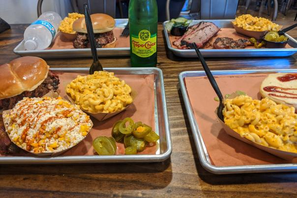 Hurtado Barbecue BBQ Restaurant Food