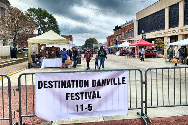 Destination Danville, festival