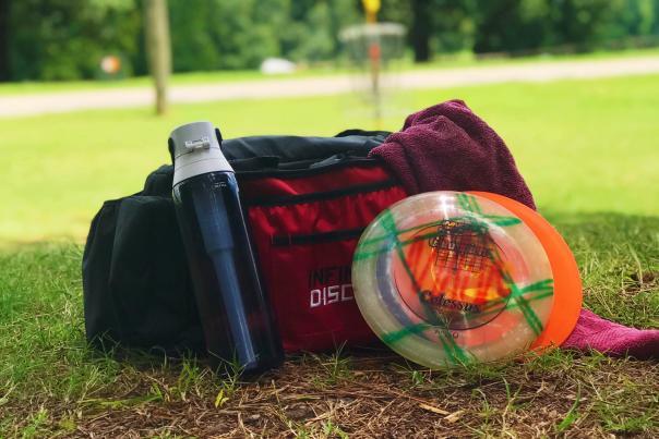 Disc Golf Gear Photo