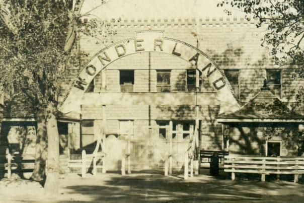Wonderland Amusement Park in Wichita