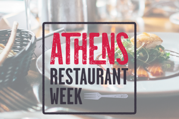 Athens Restaurant Week header