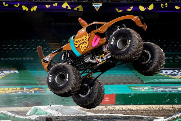 Monster Jam in Wichita in February