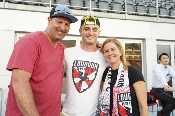 Loudoun United Fans