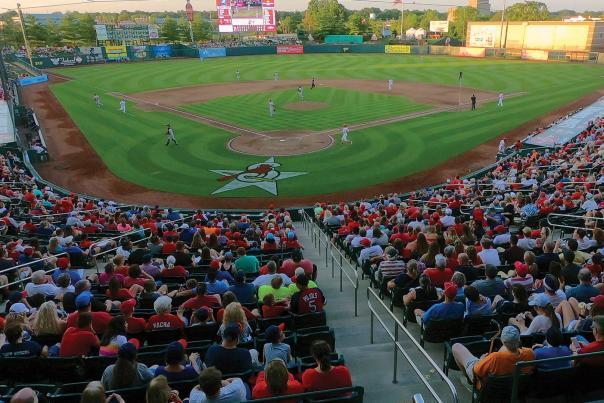 Cardinals Game Hammons Field