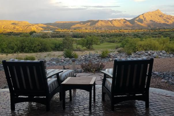 Retirement in the city of Elephant Butte