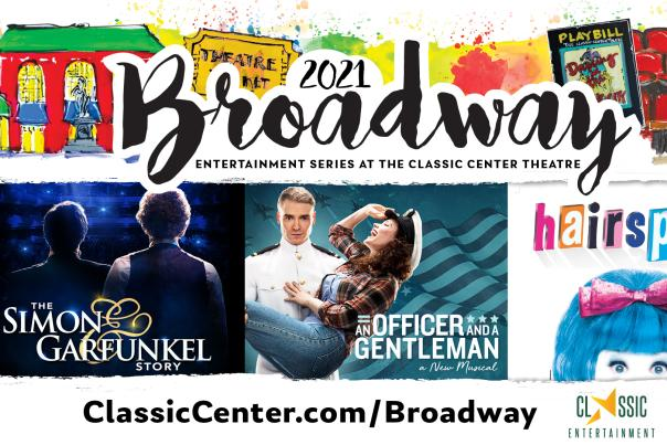 Classic Center Broadway 2021 header