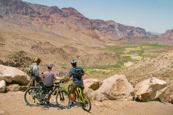 Mountain Biking-Big Bend-H