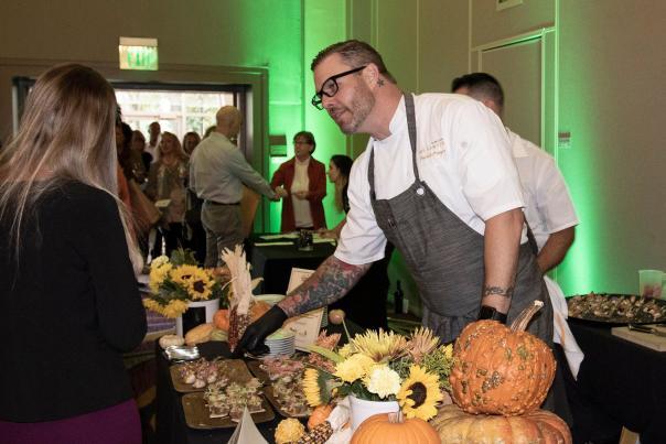 Sacramento Hotels Farm-to-Fork Showcase: Challenge of the Chefs
