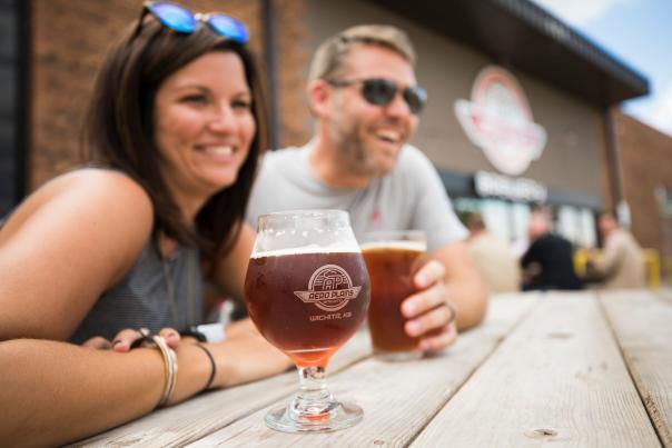 Grab a Beer at a Wichita Brewery