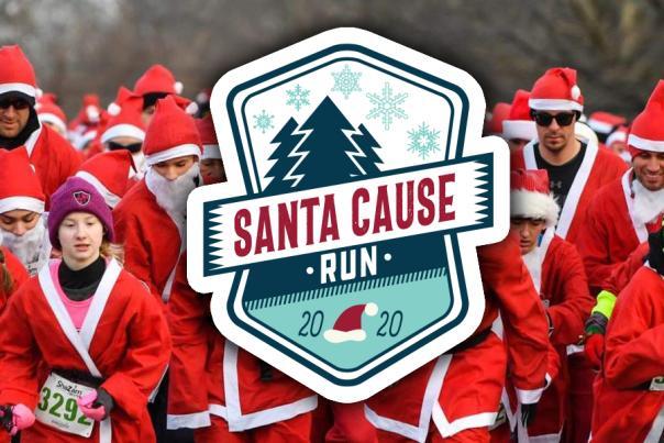 Santa Cause Run