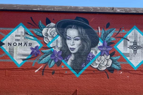Nomar Mural