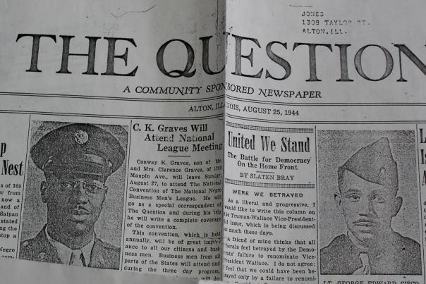 The Question Newspaper