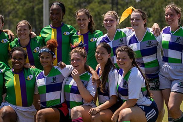 Panama City Beach Women's Rugby