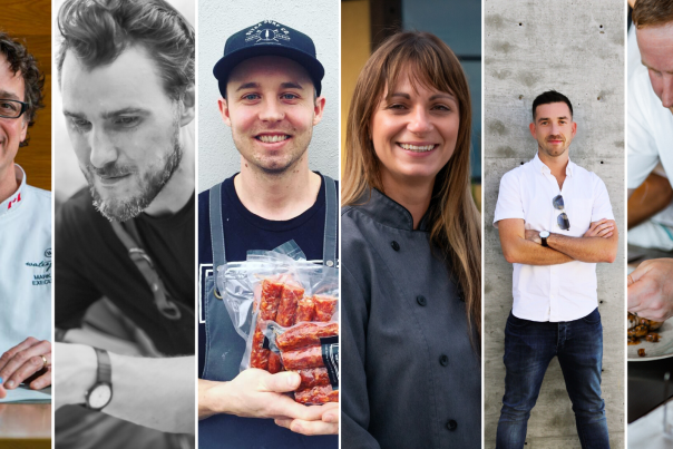 6 Chefs to Raising the Bar in Kelowna
