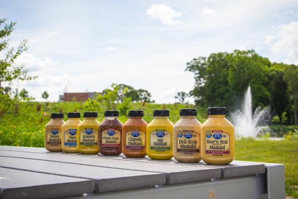 Silver Spring Foods, Inc. Mustard
