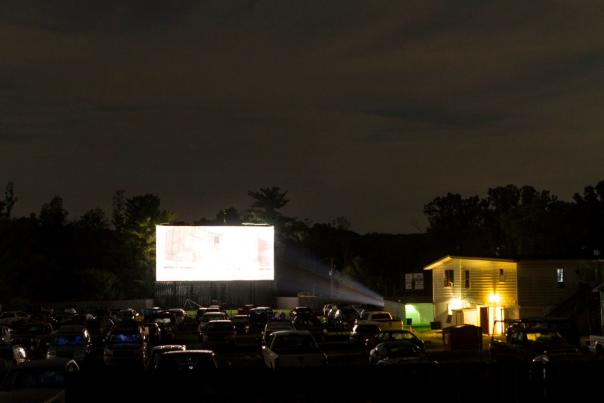 CenterBrook Drive-In Theater, Martinsville