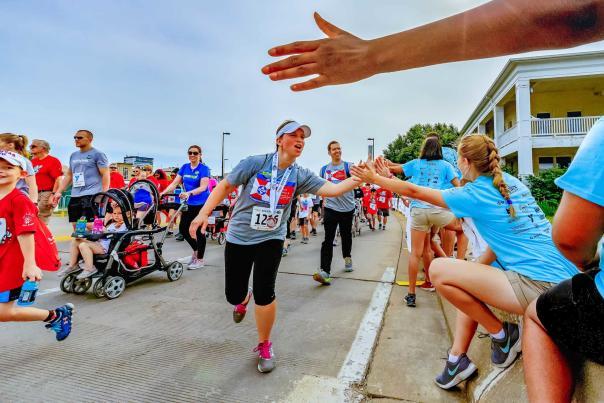 Wichita Riverfest River Run 2019