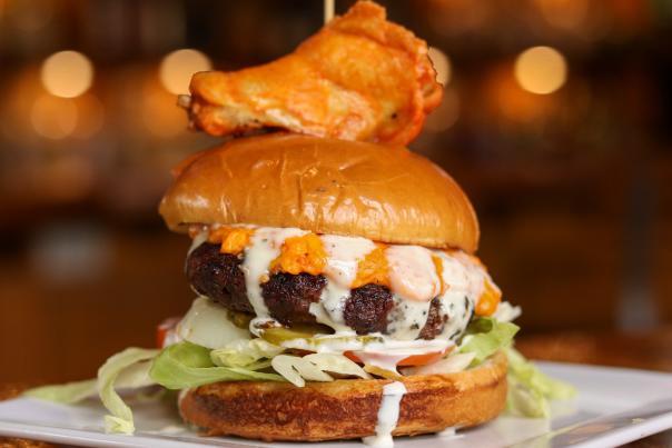 Captain Mike's Burger