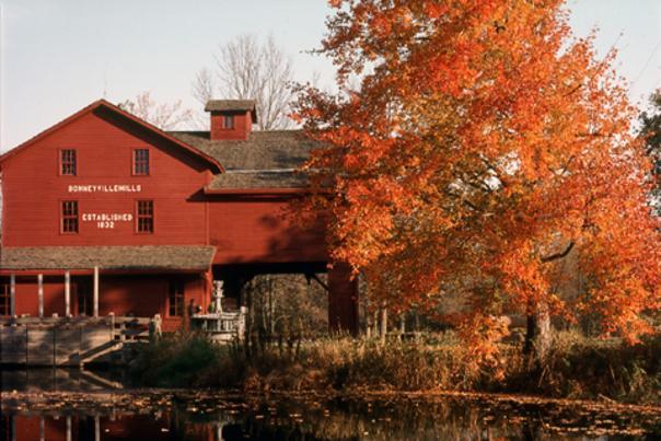 Bonneyville Mill Fall