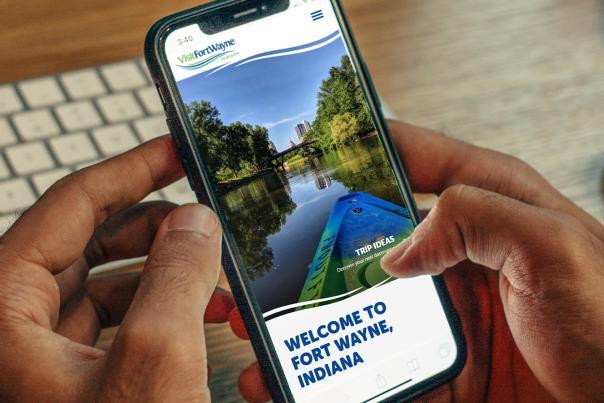 VisitFortWayne.com 2019 Redesign