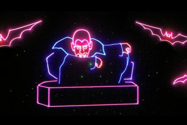 Halloween Laser Spooktacular at Exploration Place